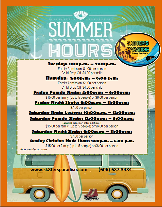 Summer Hours Pic