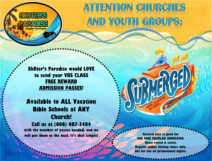 Vbs Flyer Template Militaryalicious