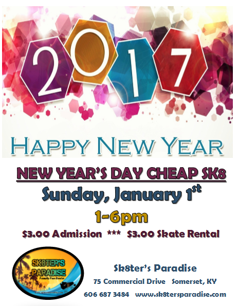 new-years-day-cheapsk8-flyer-image